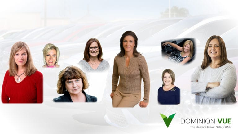 Women in Automotive with Dominion DMS